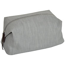 Buy John Lewis Croft Collection Wash Bag Online at johnlewis.com
