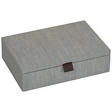 Buy John Lewis Croft Collection Small Jewellery Box Online at johnlewis.com