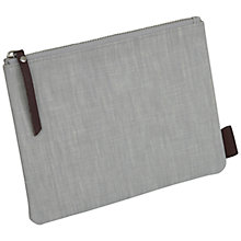 Buy John Lewis Croft Collection Zipped Pouch Online at johnlewis.com