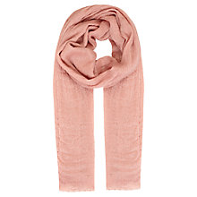 Buy Coast Soft Glitter Wrap, Pink Online at johnlewis.com