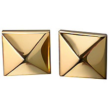 Buy Waterford Ella B Stud Earrings Online at johnlewis.com