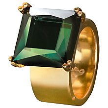 Buy Rebel by Waterford Lulu Jewel Ring Online at johnlewis.com