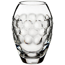 Buy Monique Lhuillier for Waterford Posy Vase, H10.2cm Online at johnlewis.com