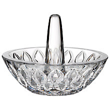 Buy Monique Lhuillier for Waterford Opulence Ring Holder Online at johnlewis.com