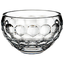 Buy Monique Lhuillier for Waterford Atelier Bowl, Small Online at johnlewis.com