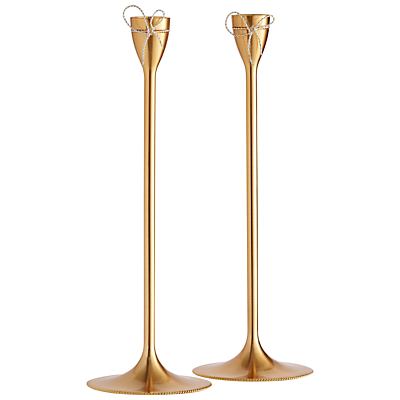 Vera Wang for Wedgwood Love Knots Taper Candle Holder