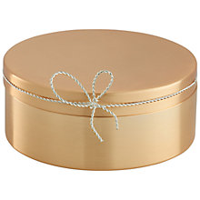 Buy Vera Wang for Wedgwood Love Knots Covered Jewellery Box Online at johnlewis.com