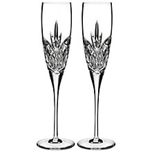 Buy Waterford Forever Flute, Set of 2 Online at johnlewis.com