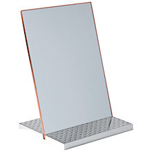 Buy Wedgwood Arris Vanity Mirror Online at johnlewis.com