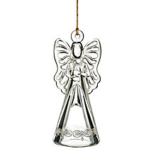 Buy Waterford Annual Bell Christmas Decoration Online at johnlewis.com