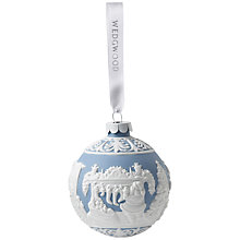 Buy Wedgwood The Night Before Christmas Decoration Online at johnlewis.com