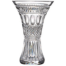 Buy Waterford Colleen Vase, H30cm Online at johnlewis.com