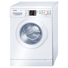 Buy Bosch WAE24462GB Freestanding Washing Machine, 7kg Load, A+++ Energy Rating, 1200rpm Spin, White Online at johnlewis.com