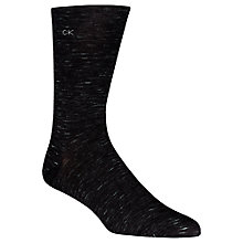 Buy Calvin Klein Flat Knit Socks, One Size Online at johnlewis.com