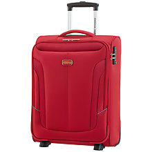 Buy American Tourister Coral Bay 2-Wheel 55cm Cabin Suitcase Online at johnlewis.com