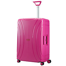 Buy American Tourister Lock 'N' Roll 4-Wheel 75cm Large Suitcase Online at johnlewis.com