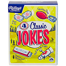 Buy Ridley's 4 Classic Jokes Online at johnlewis.com