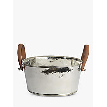 Buy Culinary Concepts Half Champagne Bath Hammered Online at johnlewis.com