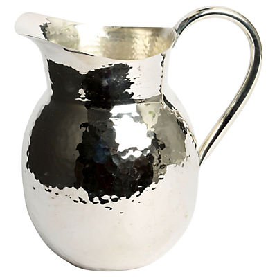 Culinary Concepts Palace Hammered Jug, Medium