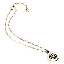 Buy Dyrberg/Kern Yano Necklace, Gold Online at johnlewis.com