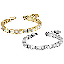 Buy Dyrberg/Kern Cona Swarovski Crystal Mixed Bracelets, Multi Online at johnlewis.com
