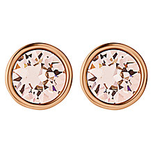 Buy Dyrberg/Kern Brid Swarovski Crystal Stud Earrings Online at johnlewis.com