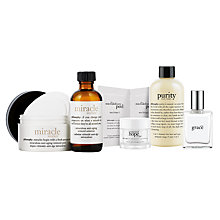 Buy Philosophy Miracle Worker Miraculous Anti-Ageing Retinoid Pads with FREE gift Online at johnlewis.com