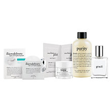 Buy Philosophy Micro Exfoliating Triple Acid Brightening Peel Pads with FREE Gift Online at johnlewis.com