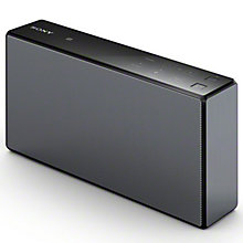 Buy Sony SRS-X55 Bluetooth NFC Portable Speaker Online at johnlewis.com