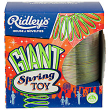 Buy Ridley's Giant Springy Online at johnlewis.com