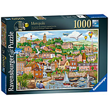 Buy Ravensburger Metropolis No1 Jigsaw Puzzle, 1000 Pieces Online at johnlewis.com