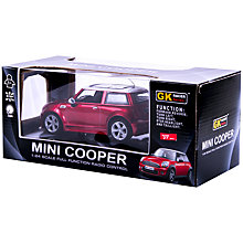 Buy Fizz Remote Control Mini Cooper Online at johnlewis.com