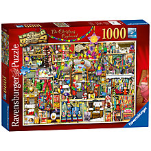 Buy Ravensburger The Christmas Cupboard Jigsaw Puzzle, 1000 Pieces Online at johnlewis.com