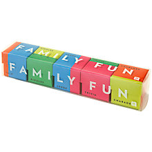 Buy Talking Tables Family Fun Trivia and Games Online at johnlewis.com