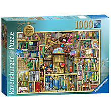 Buy Ravensburger The Bizarre Bookshop 2 Jigsaw Puzzle, 1000 Pieces Online at johnlewis.com