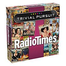 Buy Radio Times Trivial Pursuit Game Online at johnlewis.com