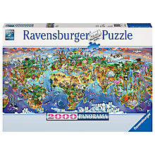 Buy Ravensburger World Wonders Jigsaw Puzzle, 2000 Pieces Online at johnlewis.com