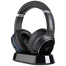 Buy Turtle Beach Elite 800 Wireless Headset, PS3/PS4 Online at johnlewis.com