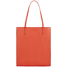 Buy Jaeger Jennifer Leather Tote Bag Online at johnlewis.com