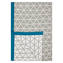 Buy House by John Lewis Isometric Throw Online at johnlewis.com