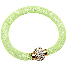 Buy Adele Marie Crystal Mesh Bracelet Online at johnlewis.com