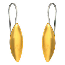 Buy Nina B Navette Shape Drop Earrings Online at johnlewis.com