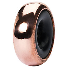 Buy Trollbeads Copper Stopper Charm, Copper Online at johnlewis.com