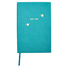 Buy Sloane Stationery Busy Bee A5 Notebook Online at johnlewis.com