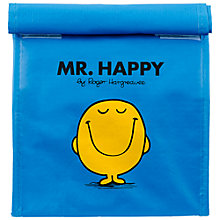 Buy Mr Men Mr Happy Lunch Bag Online at johnlewis.com