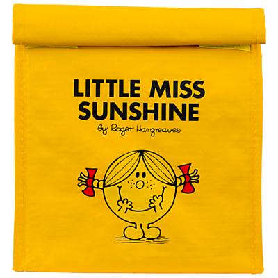 Mr Men Little Miss Sunshine Lunch Bag