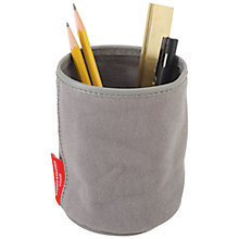 Buy Universal Expert by Sebastian Conran Canvas Pen Pot Online at johnlewis.com