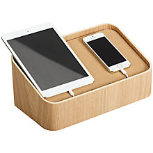 Buy Homeworks Multi Dock Charging Platform Online at johnlewis.com