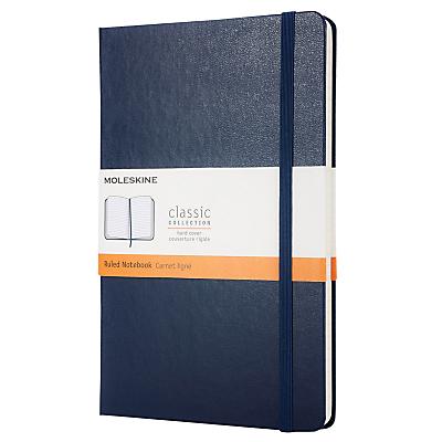 Moleskine Ruled Notebook, Large