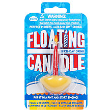 Buy NPW Floating Birthday Candle Online at johnlewis.com